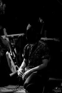 Nixon en Costello Club. Fotos de Abel Acevedo