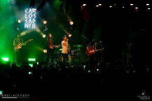 Carlos Sadness & El Caloncho en Sala La Riviera. Fotos de Abel Acevedo