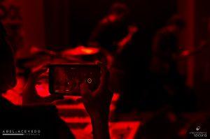 Isma Romero en Sala El Sol. Fotos de Abel Acevedo