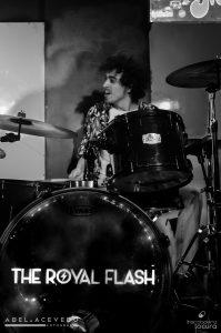 The Royal Flash en Maravillas Club. Fotos de Abel Acevedo