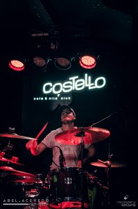 The Amsterdammers en Costelo Club. Fotos por Abel Acevedo